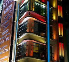 Art Deco corner by robigeehk