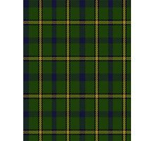00378 Salvation Army Hunting Tartan  Photographic Print
