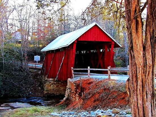 *Campbell's Covered Bridge* by DeeZ (D L Honeycutt)