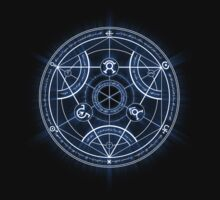 Human Transmutation Circle Kids Clothes
