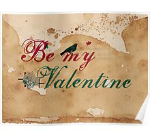 Be Mine Poster