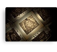First Nations Mirror Box Canvas Print