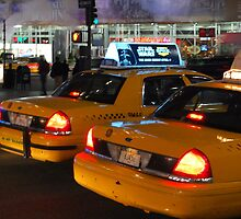 NYC Taxis by mj515