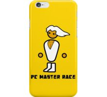 PCMR - Master Race iPhone Case/Skin