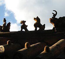 Forbidden City 1 by Petra Sonderegger