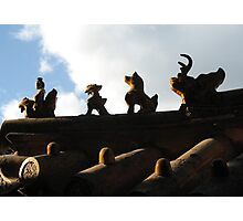 Forbidden City 1 Photographic Print