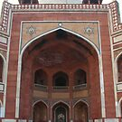 Humayun&#x27;s Tomb 1 by Petra Sonderegger