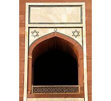 Humayun's Tomb 3 Photographic Print