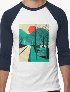 Twin Peaks - Modern Graphic T-Shirt