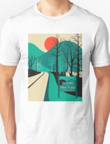 Twin Peaks - Modern Graphic T-Shirt