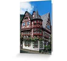 Altes Haus Greeting Card
