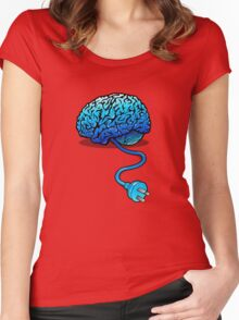 Disconnected Reality Women's Fitted Scoop T-Shirt