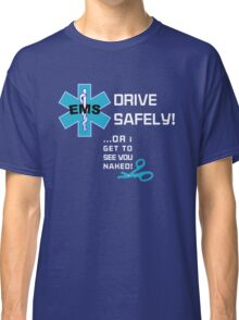 EMS Humor - Naked Classic T-Shirt