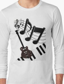 Musical Matrix Long Sleeve T-Shirt