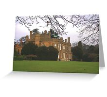 Nonsuch Mansion. Greeting Card