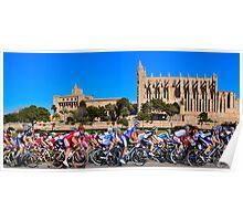 Mallorca Challenge 2011 Cycle Race II Poster