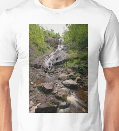 Unknown Waterfall- Do You Know its Name? Unisex T-Shirt