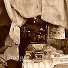 India Market Place by DakiniGoddess