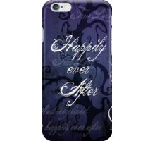 Happily Ever After ~ Fairytale Enchanted Forest  iPhone Case/Skin