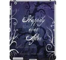 Happily Ever After ~ Fairytale Enchanted Forest  iPad Case/Skin