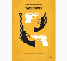 No087 My Taxi Driver minimal movie poster Unisex T-Shirt