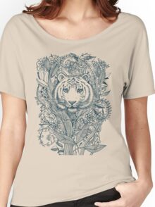 Tiger Tangle Women's Relaxed Fit T-Shirt