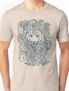 Tiger Tangle Unisex T-Shirt