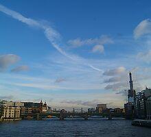 Thames by James Walker