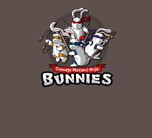 Ninja Bunnies Unisex T-Shirt