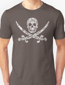 Pirate Service Announcement Unisex T-Shirt