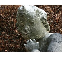 Sly Cherub Photographic Print