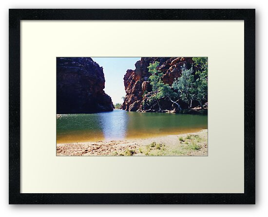 Ellery Creek Big Hole by Michael John