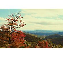 Great Smoky Mountains, NC Photographic Print