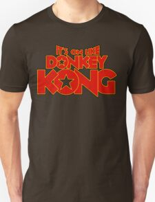 It's on like Kong! V2 T-Shirt