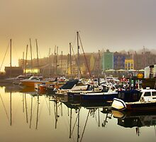 The Barbican Plymouth by Chriskeates