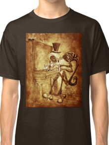 The Piano player Classic T-Shirt
