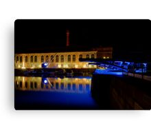 Royal William Yard Plymouth Canvas Print