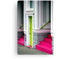 Double Your Fun Canvas Print