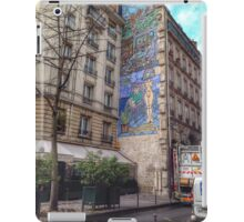 Urban artwork iPad Case/Skin