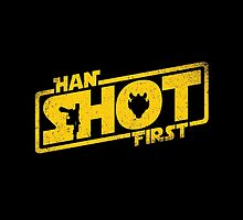 Han Shot First by R-evolution GFX