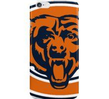 Chicago Bears logo 1 iPhone Case/Skin