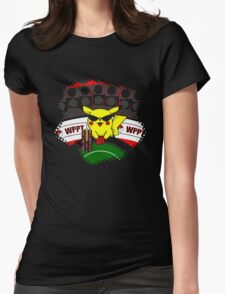 Pokermon Womens Fitted T-Shirt