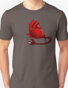 Unplug your heart T-Shirt