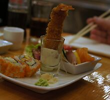 Sushi by Lindie Allen