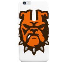 Cleveland Browns logo 3 iPhone Case/Skin