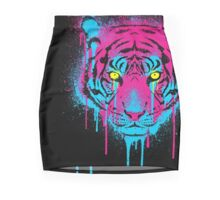CMYK tiger Pencil Skirt
