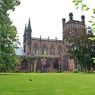 Chester Cathedral by AnnDixon