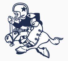 Dallas Cowboys logo 3 Kids Tee