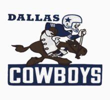 Dallas Cowboys logo 4 Baby Tee