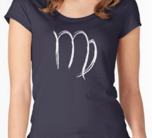 virgo - Women's Fitted Scoop T-Shirt